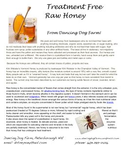 treatmentfreehoneyflyer