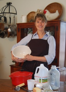 Carol Lake, founder, SimpleCheesemaking.com